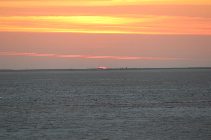 Sunset from White Desert