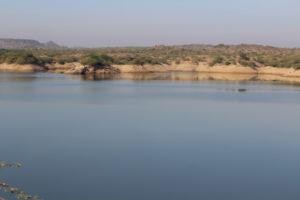 Waterbody near Bhuj
