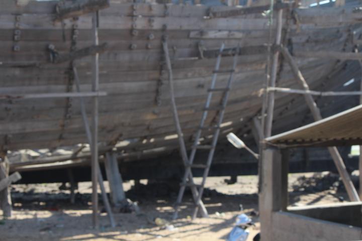 Ship Building Yard Mandvi