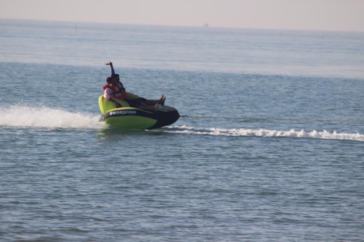 Water sport Mandvi Beach