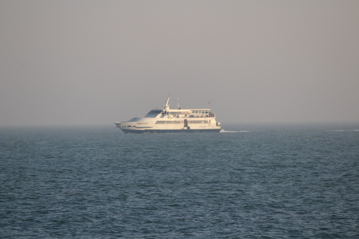 Mumbai Goa Cruise ferry services