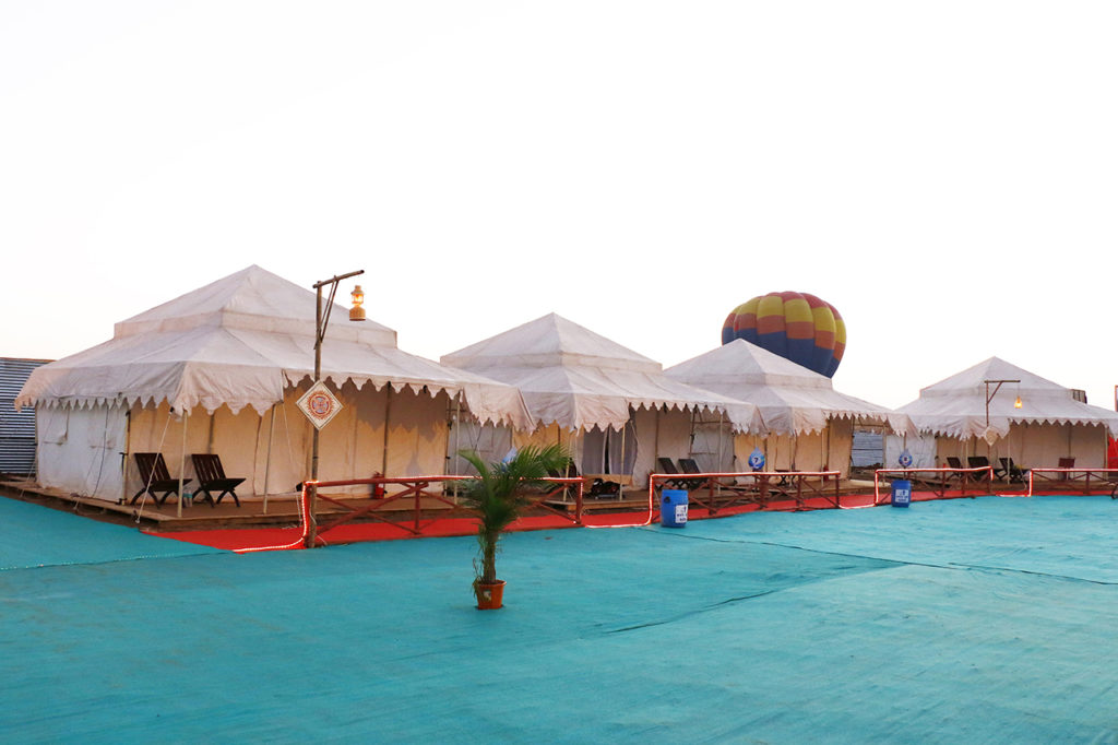 Hanuwantiya Island Tent