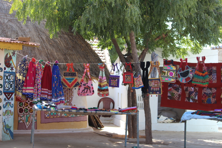 Craft Shop, Ludiya Village Kutch