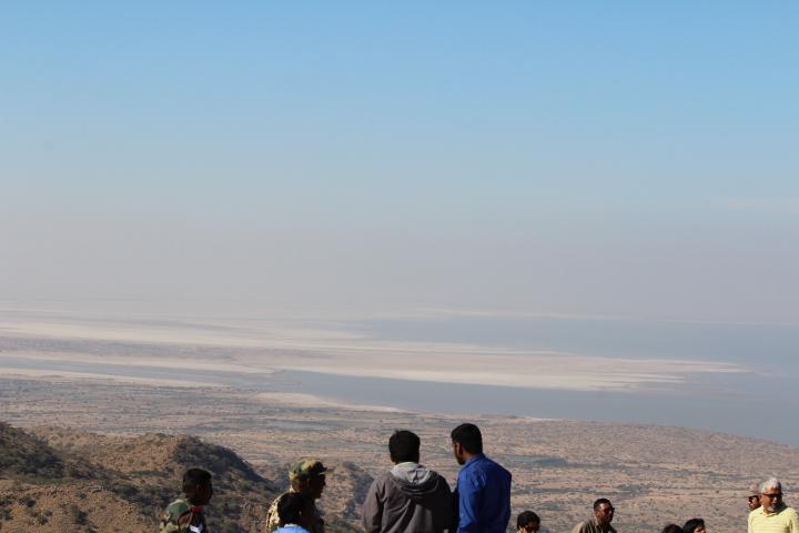 White Desert from Kalo Dungar