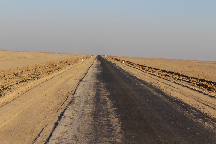 Way to Dhordo, Rann Utsav
