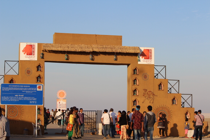 Awesome Kutch: India Bridge, Kalo Dungar, White Desert, Rann Utsav