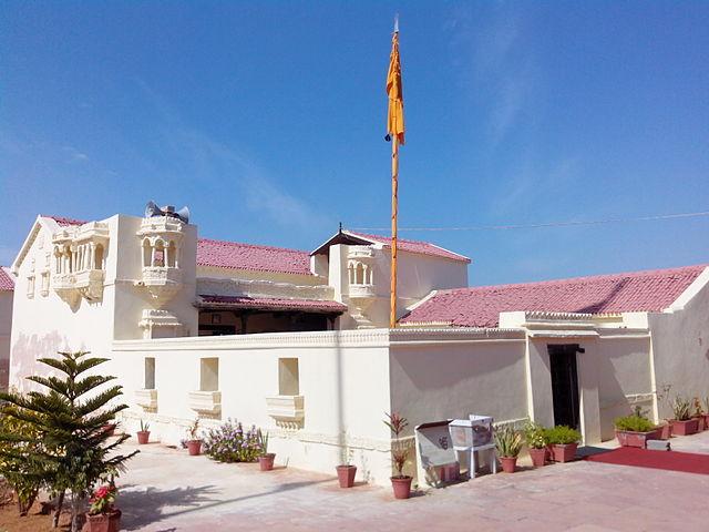 Gurudwara Sahib, Lakhpat