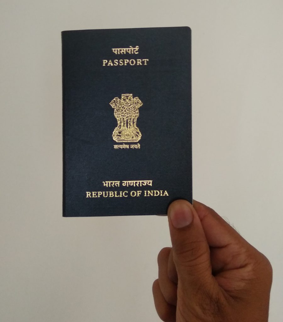 Indian Passport Renewal