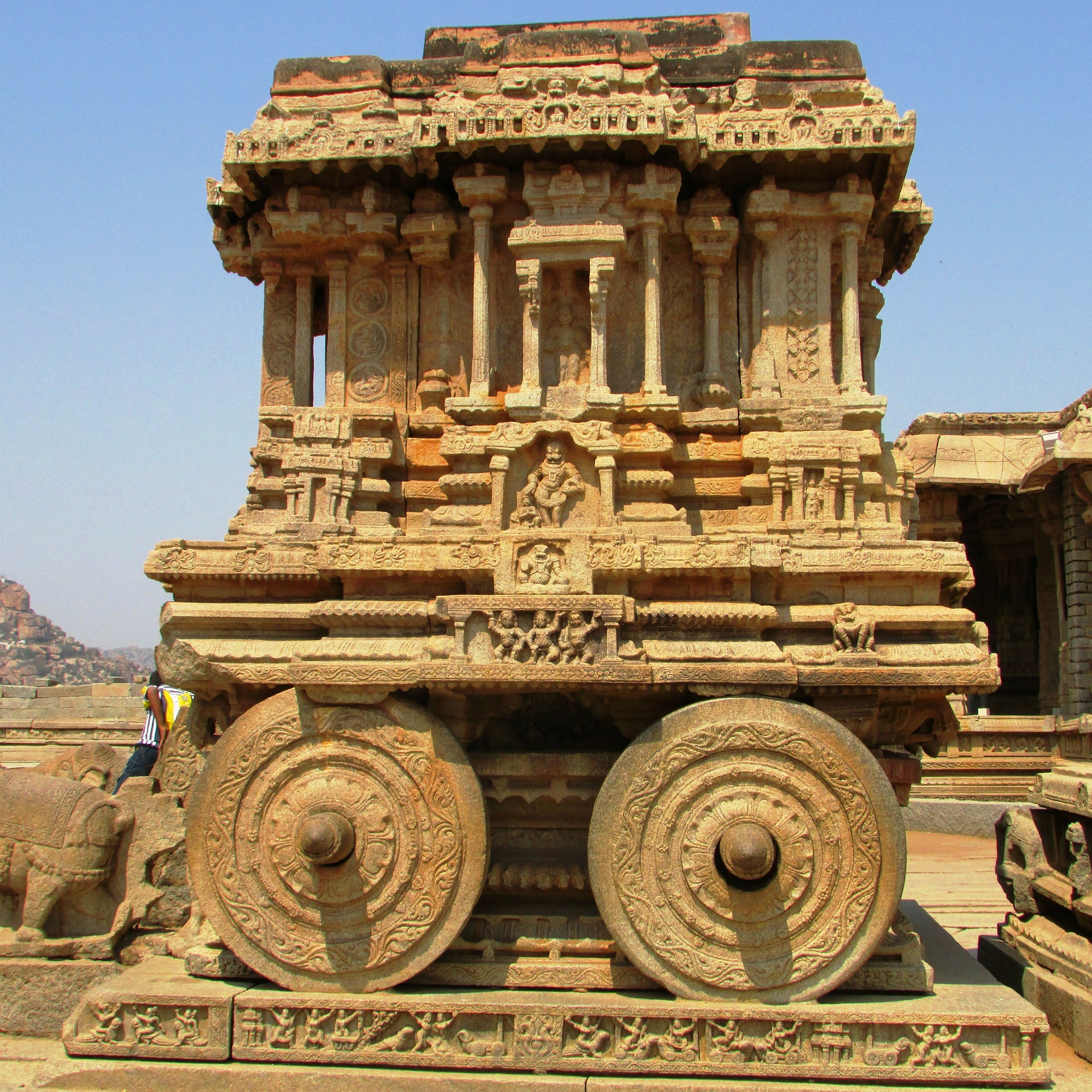 Top Unesco Site of India - Hampi