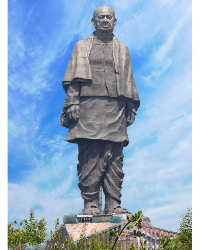 World's Tallest Statue: Statue of Unity